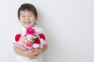 母の日に感謝をこめて!可愛い孫の写真でつくるうmy棒で「ありがとう」を♡